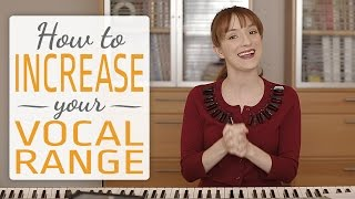 Video How to increase your vocal range - 3 simple exercises download MP3, 3GP, MP4, WEBM, AVI, FLV November 2017