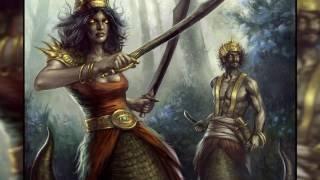 Рептилоиды и аннунаки-враги человечества.Истинная вера славян и одурачивание религии