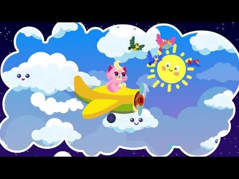 Папины сказки на ночь - Розовый котенок и Соревнование (колыбельные сказки, сказкотерапия)