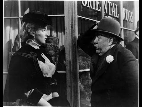 Charles Laughton & Marilyn Monroe - 'The Cop and the Anthem' ('Full House')