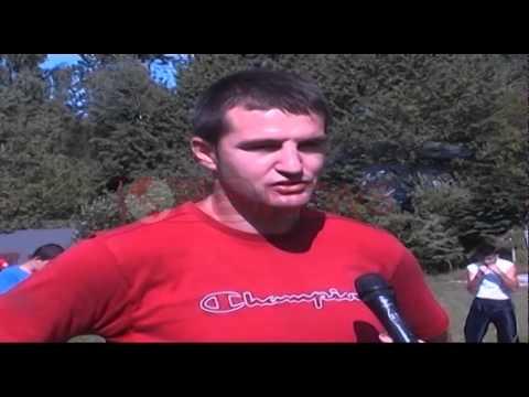 """Boksierët e """"Sport Klub Tirana"""", stërvitje 20 ditore në Voskopojë- RTV Ora News- Lajmi i fundit-"""