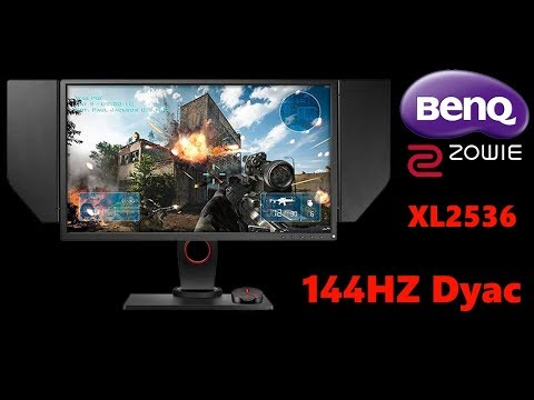 Review Benq ZOWIE XL2536