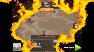 Clash of Clans Arranged War: Bangladesh Vs Elite Gaming! War Recap!