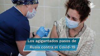El fármaco de la empresa R-Pharm se ha convertido en el primer medicamento para tratar a pacientes con síntomas leves a moderados de coronavirus; reduce el tiempo medio hasta la mejoría clínica en 4 días