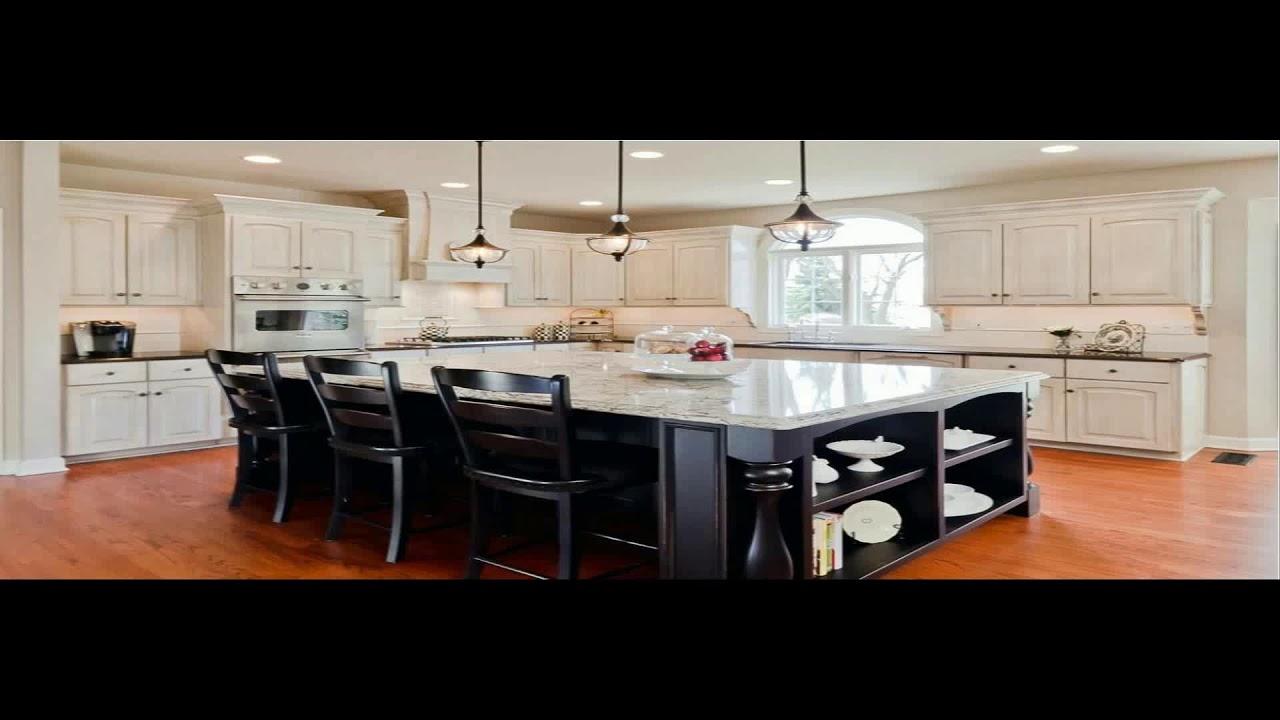 Pendant Light Spacing Over Kitchen Island - YouTube