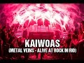 Capture de la vidéo Sepultura - Kaiwoas (Metal Veins - Alive At Rock In Rio) [Feat. Les Tambours Du Bronx]