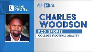 FOX Sports' Charles Woodson Talks Packers, Raiders, Brady & Harbaugh w/Rich Eisen   Full Interview