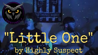 Little One Highly Suspect Cover - Sentinel