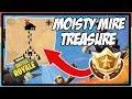 Fortnite - Moisty Mire Treasure Location