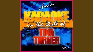 Let's Stay Together (In the Style of Tine Turner) (Karaoke Version)