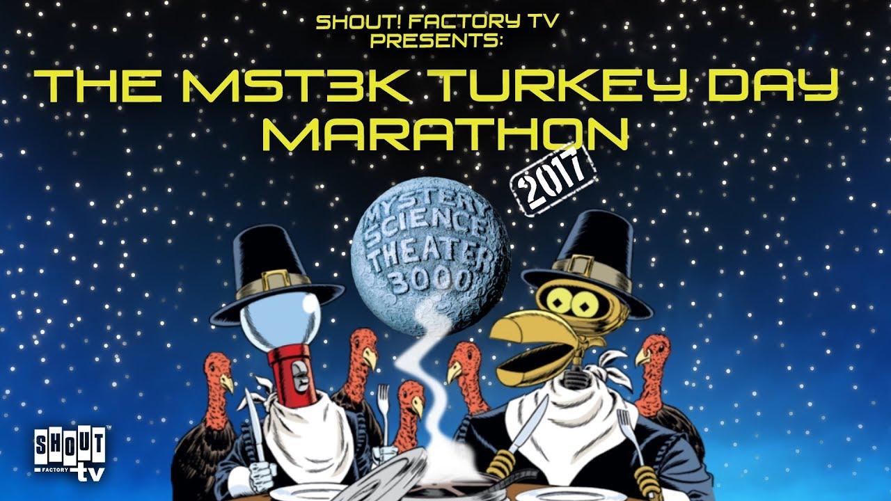 2017 Turkey Day Marathon Mystery Science Theater 3000 Mystery