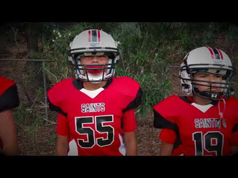 2017 Santa Barbara Freshman Saints