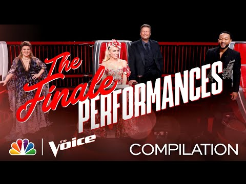 The Best Performances from the Live Finale - The Voice 2020