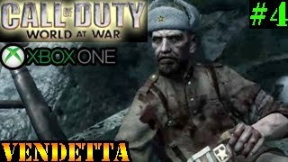 Call Of Duty World At War Vendetta Campaign Mission # 4 Xbox One