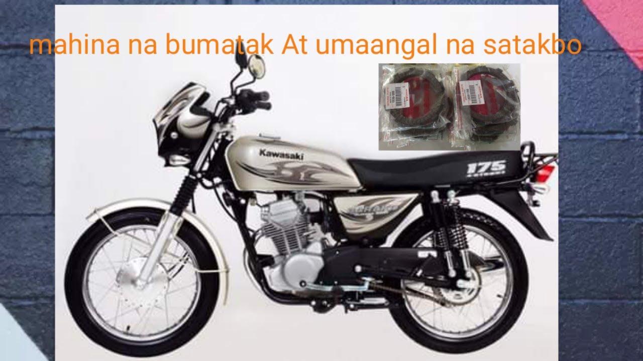 Kawasaki Barako 175 How To Change Clutch Lining