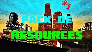 MTA SA 1.5.2 | Pack De Resources #1 Para Tu Server De MTA |Daniel MTA