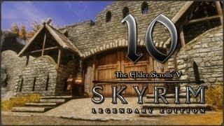 Прохождение TES V: Skyrim - Legendary Edition — #10: Вайтран