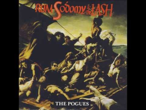 The Pogues Sally Maclennane