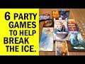 6 Party Games To Help Break The Ice with Friends & Family