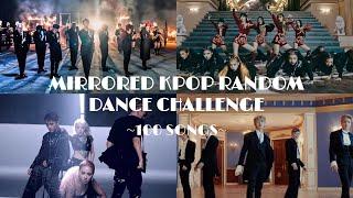 [MIRRORED 100+ songs] KPop Random Dance Challenge w/ 3 sec countdown November 2019 || Karma Krew