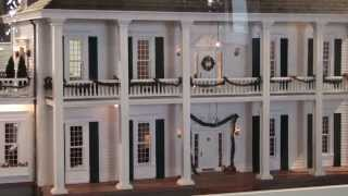 Jimmy's Luxury Custom Dollhouse - The Brandywine Part Ii Exterior