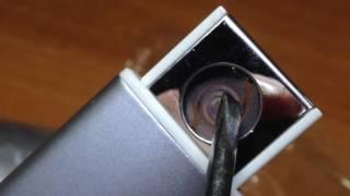 Другая электронная USB зажигалка. Обзор.