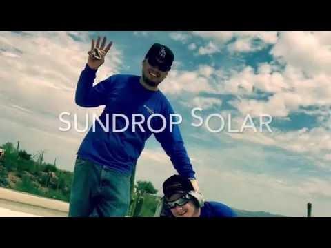 Sundrop Solar Install 2016