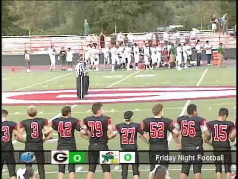 Gunn vs Harbor Football September 8 2017
