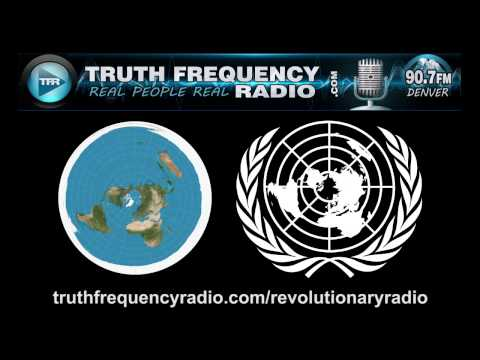 TFR - Revolutionary Radio Project with Mark Sargent: Enclosed Earth Theory