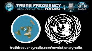 17 TFR - Revolutionary Radio Project with Mark Sargent: Enclosed Earth Theory