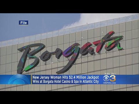 New Jersey Woman Hits $2.4 Million Jackpot At Borgata Casino In Atlantic City