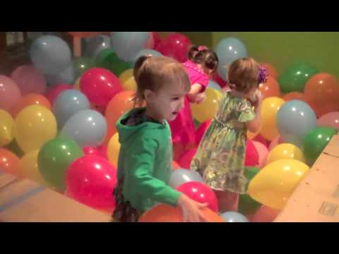 best birthday party balloon game ever youtube