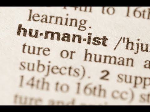 Religious Humanist Or Non-Humanist Atheist: Pick One