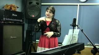 MuzCreate, вокал, урок 1 - дыхание и опора.