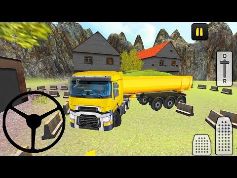 Farm Truck 3D Silage Drivers - Best Android GamePlay