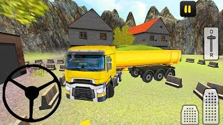 Farm Truck 3D Silage Drivers - Best Android GamePlay screenshot 3