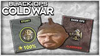 Black Ops Cold War: Back to Campaign for Challenges & Onions