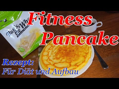 Fitness Pancake Fruhstuck Fur Diat Und Aufbau Bodybuilding Und