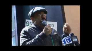 DPA's Tony Papa  Calling Out Gov. Paterson on Rockefeller Drug Laws in 2009