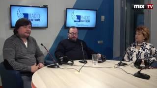 Станислав Белковский, Татьяна Фаст и Игорь Буймистерс в программе