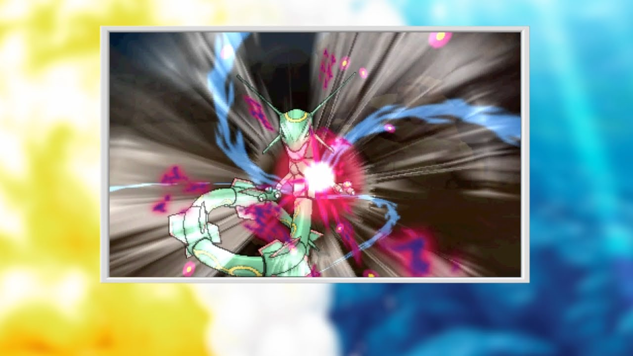 Pokémon Rubí Omega y Pokémon Zafiro Alfa: ¡La batalla por la tierra y el mar!