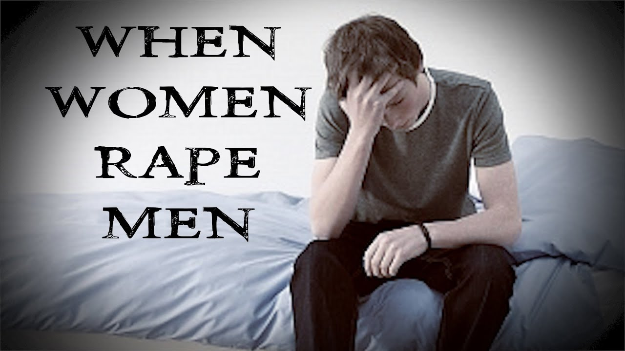 woman rapes a man
