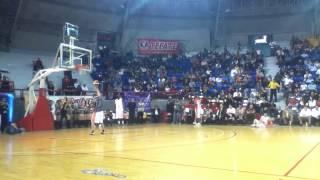 Darnell Hugee Dunk 2 Cibacopa 2012