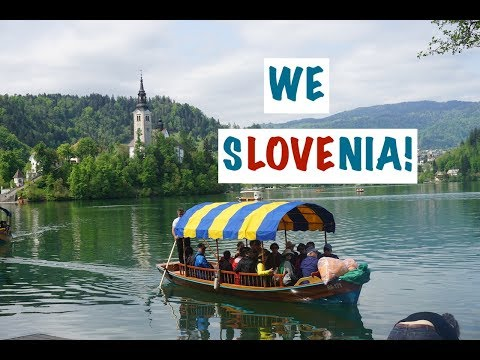 First Impressions of Slovenia!