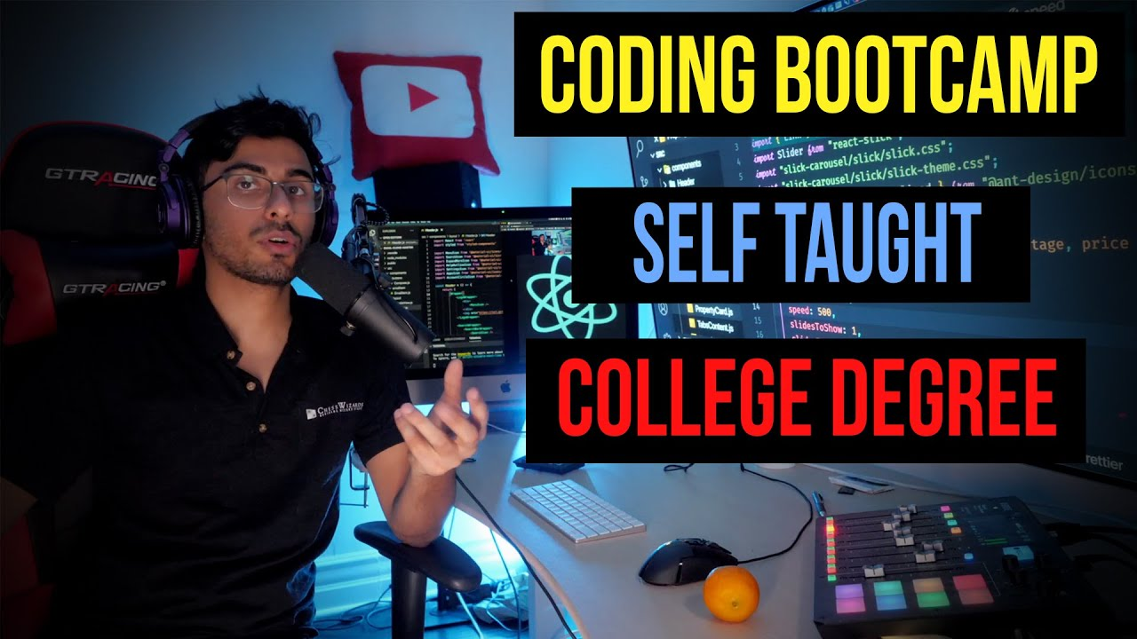 self taught vs. college degree vs. coding bootcamp (what's right for you?)