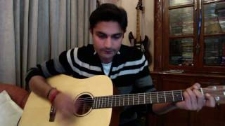 Bhula Do (Guitar Cover) - Raeth