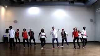 Dança Charme & Cia. - Coreogr. Marcus Azevedo (Goapele - Hey Boy)