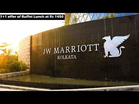 Buy 1 Get 1 Free Of JW Marriott's 5star Buffet Using Dineout Gourmet Passport    JW Marriott Kolkata