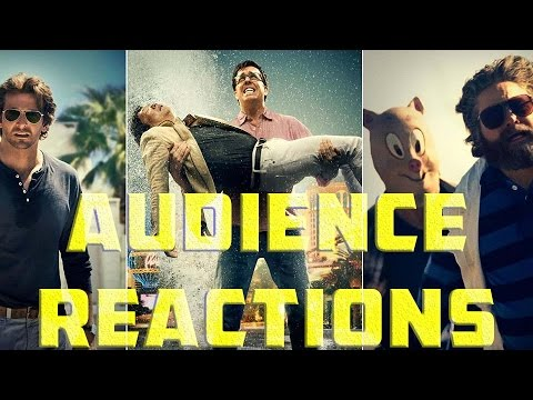 The Hangover Part 3 {SPOILERS} : Audience Reactions | May 22, 2013