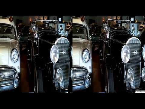 Buick Gallery at Flint's Sloan Longway Museum CarsInDepth.com 3D Video